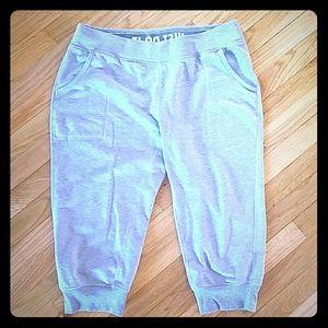 Nike XL Cropped Sweats